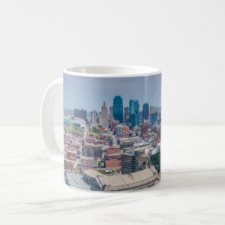 Kansas City Beautiful Skyline Coffee Mug