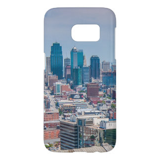 Kansas City Beautiful Skyline Samsung Galaxy S7 Case
