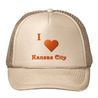 Kansas City -- Burnt Orange Hat