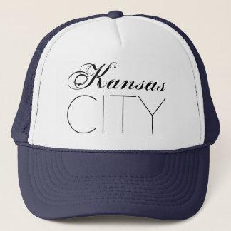 Kansas City customizable Trucker Hat