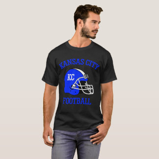 Kansas City Football T-shirt for Men and Women