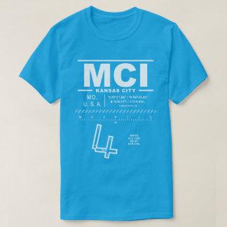 Kansas City International Airport MCI T-Shirt