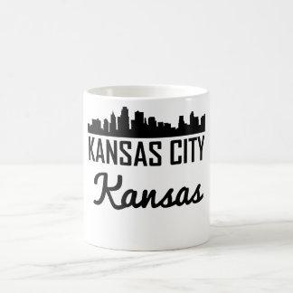 Kansas City Kansas Skyline Coffee Mug