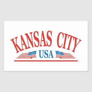 Kansas City Missouri Sticker