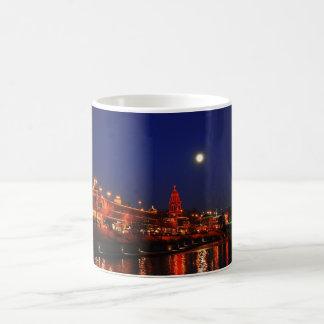 Kansas City Plaza Christmas Lights Coffee Mug