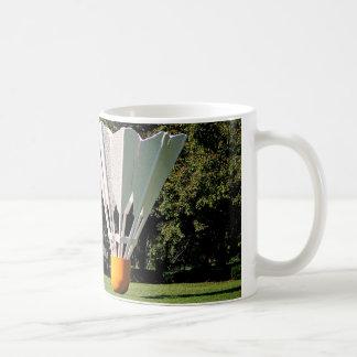 Kansas City Shuttlecock Mug