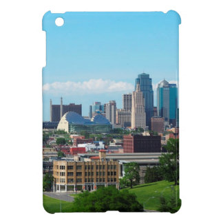Kansas City Skyline iPad Mini Covers