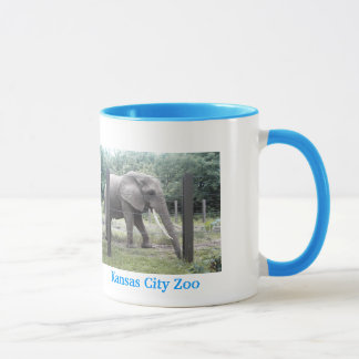 Kansas City Zoo Mug
