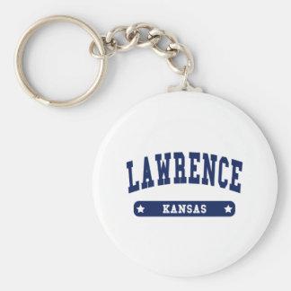 Kansas College Style tee shirts Keychain