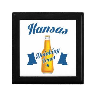 Kansas Drinking team Gift Box
