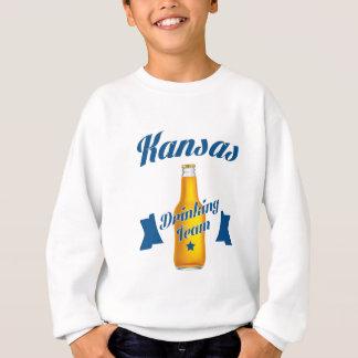 Kansas Drinking team Sweatshirt