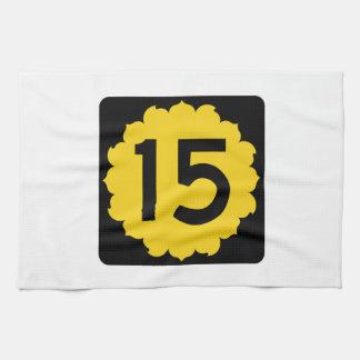 Kansas K-15 Hand Towel