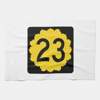 Kansas K-23 Towel