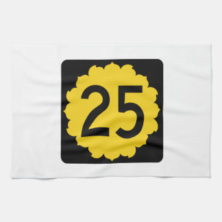 Kansas K-25 Kitchen Towel
