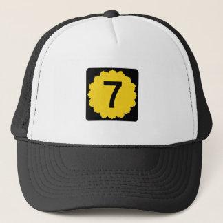 Kansas K-7 Trucker Hat