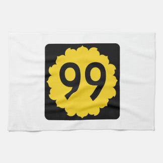 Kansas K-99 Towels