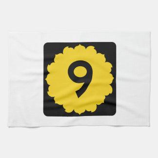 Kansas K-9 Towel