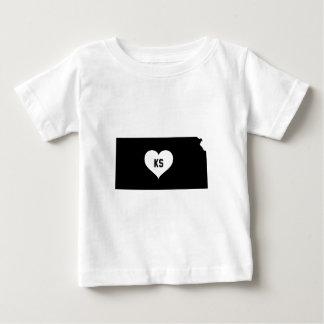 Kansas Love Baby T-Shirt