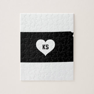 Kansas Love Jigsaw Puzzle