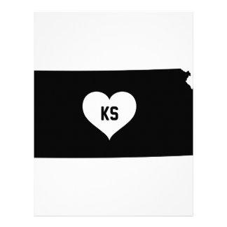Kansas Love Letterhead