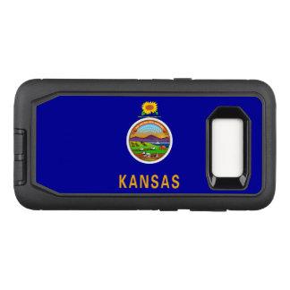 Kansas OtterBox Defender Samsung Galaxy S8 Case