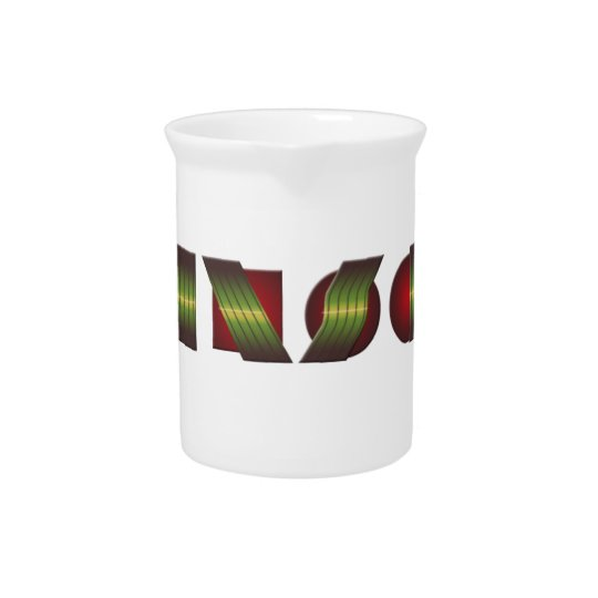 KANSAS (Point of Know Return Colours) Beverage Pitcher