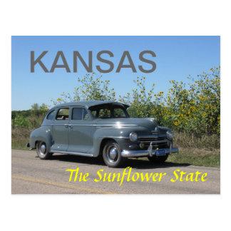 Kansas Postcard