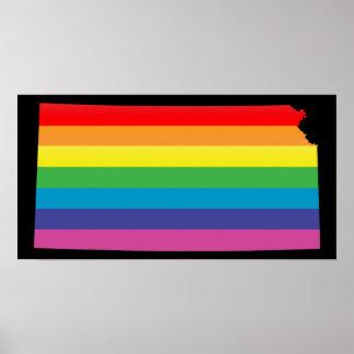 kansas pride. poster