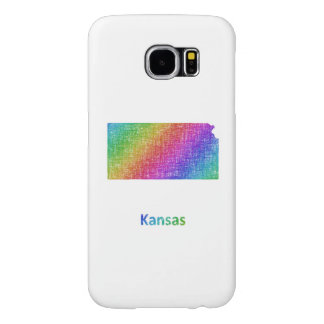 Kansas Samsung Galaxy S6 Cases