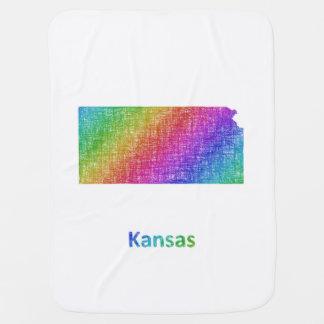 Kansas Stroller Blankets