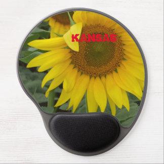 Kansas Sunflower Gel MOUSE PAD