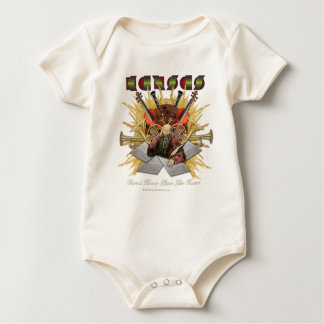 KANSAS - There's Know Place Like Home Baby Bodysuit