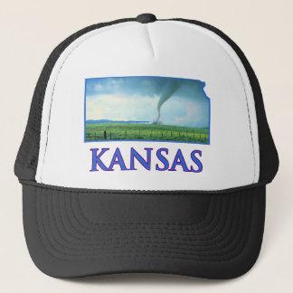 Kansas Tornado Trucker Hat