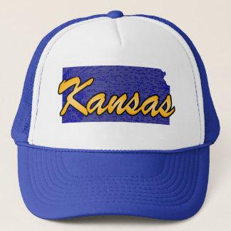 Kansas Trucker Hat