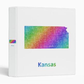 Kansas Vinyl Binders