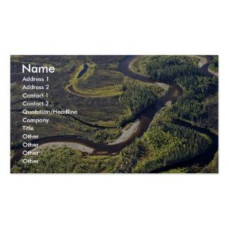 Kanuti River Business Card
