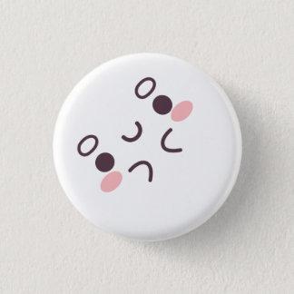 Kaomoji Shy Button