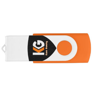 Kaos Drive Swivel USB 3.0 Flash Drive