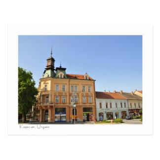 Kaposvar, Ungarn Postkarte Postcard