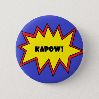 Kapow! 2 Inch Round Button