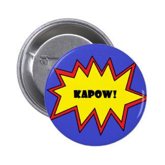 Kapow! 2 Inch Round Button