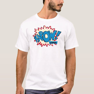 Kapow! color logo T-Shirt