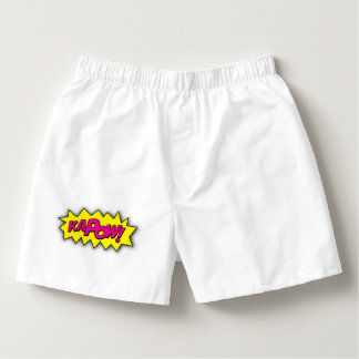 Kapow! Men's Boxers