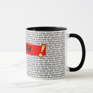 kapow! SuperHero Coffee Mug
