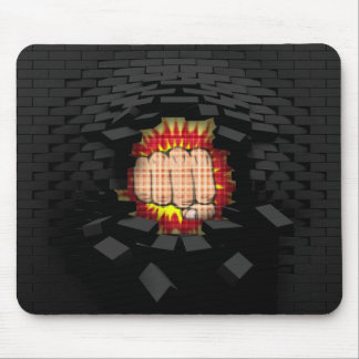 Kapow Your Mouse! Mouse Pad