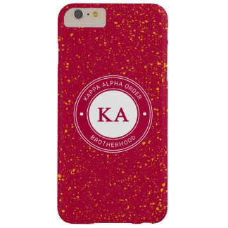 Kappa Alpha Order | Badge Barely There iPhone 6 Plus Case