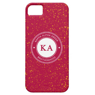 Kappa Alpha Order | Badge iPhone 5 Cover