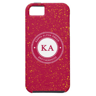 Kappa Alpha Order | Badge iPhone 5 Cover