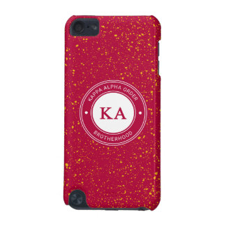 Kappa Alpha Order | Badge iPod Touch (5th Generation) Cover