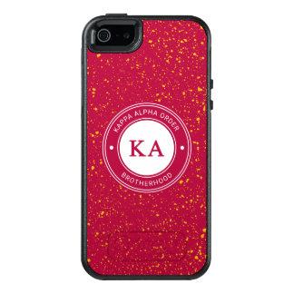 Kappa Alpha Order | Badge OtterBox iPhone 5/5s/SE Case
